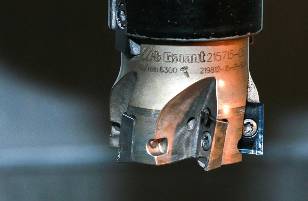Фреза - оборудование для обработки металлов